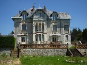 La Villa Bleue de Mauleon, B&B (nocľahy s raňajkami)  Mauléon - big - 29