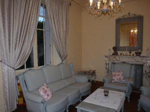 La Villa Bleue de Mauleon, Bed & Breakfast  Mauléon - big - 45