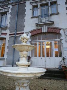 La Villa Bleue de Mauleon, B&B (nocľahy s raňajkami)  Mauléon - big - 34