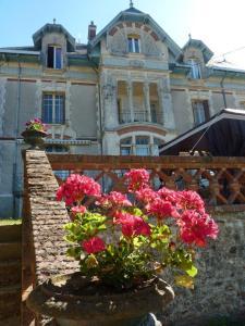 La Villa Bleue de Mauleon, B&B (nocľahy s raňajkami)  Mauléon - big - 30