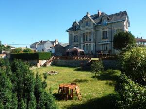 La Villa Bleue de Mauleon, B&B (nocľahy s raňajkami)  Mauléon - big - 31