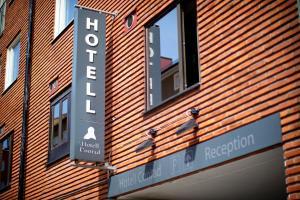Hotell Conrad - Sweden Hotels, Hotel  Karlskrona - big - 41