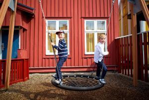 Hotell Conrad - Sweden Hotels, Hotel  Karlskrona - big - 52