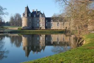 Chateau de Canisy, Hotely  Canisy - big - 1