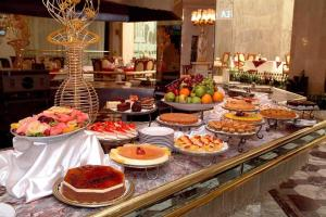 Casablanca Hotel Jeddah, Hotels  Dschidda - big - 44