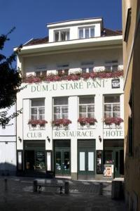 U Stare Pani - At the Old Lady Hotel, Отели  Прага - big - 1