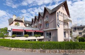 Inter-Hotel du Pont Roupt, Szállodák  Mende - big - 20