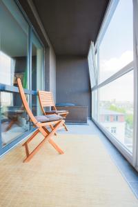 Vilnius Apartments & Suites, Апартаменты  Вильнюс - big - 7