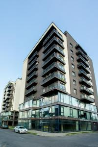 Vilnius Apartments & Suites, Апартаменты  Вильнюс - big - 16