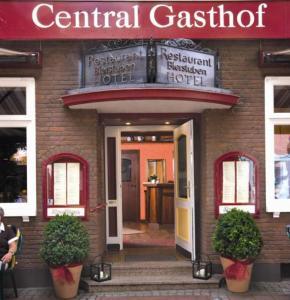 Central Gasthof, Pensionen  Bad Segeberg - big - 4