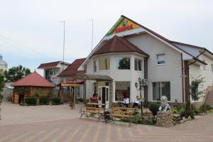 Pid Yavorom, Szállodák  Ivano-Frankivszk - big - 39