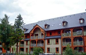 Madame Vacances Résidence Cami Real, Aparthotels  Saint-Lary-Soulan - big - 17