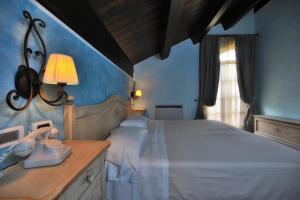 Hotel Villa Danilo, Отели  Гамберале - big - 4