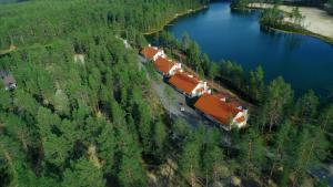 Holiday Club Kuusamon Tropiikki, Отели  Куусамо - big - 16