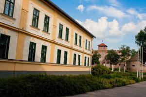 Elizabeth Hotel, Hotels  Gyula - big - 58