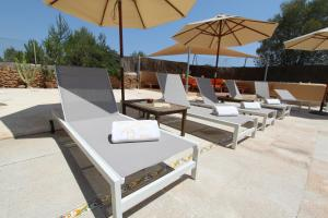 Finca Can Toni, Country houses  Ibiza Town - big - 16