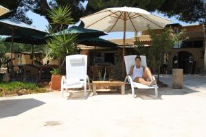 Finca Can Toni, Country houses  Ibiza Town - big - 38