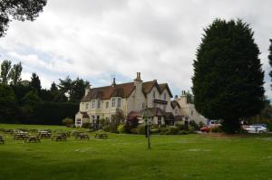Worplesdon Place Hotel, Hotel  Guildford - big - 70