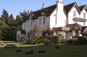 Worplesdon Place Hotel, Hotel  Guildford - big - 72