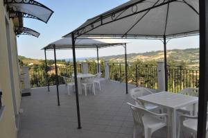 Agriturismo Monte Maggio, Farmy  Lapedona - big - 5