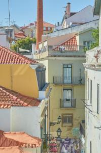 Lisbon Inn Bica Suites Gastezimmer Lisboa