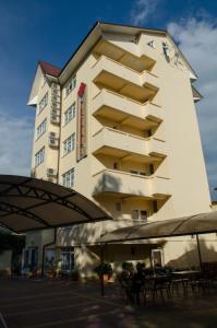 Granat Hotel, Penzióny  Adler - big - 16