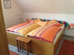 Appartement Vermietung Jensen, Appartamenti  Morsum - big - 12