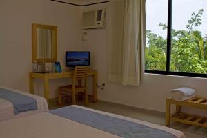 Sotavento Hotel & Yacht Club, Отели  Канкун - big - 36