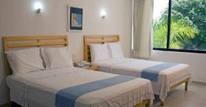 Sotavento Hotel & Yacht Club, Отели  Канкун - big - 7