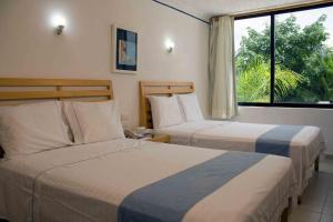 Sotavento Hotel & Yacht Club, Отели  Канкун - big - 23