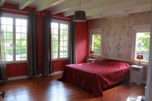 Chambres d'hôtes Manoir du Buquet, Bed & Breakfast  Honfleur - big - 8