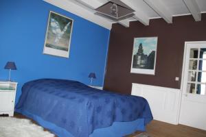 Chambres d'hôtes Manoir du Buquet, Bed & Breakfast  Honfleur - big - 47