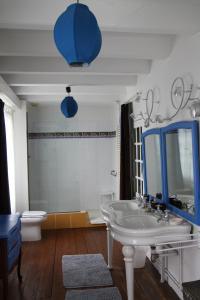 Chambres d'hôtes Manoir du Buquet, Bed & Breakfast  Honfleur - big - 7