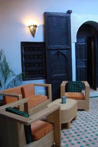 Riad Menthe Et Citron, Riads  Meknès - big - 53