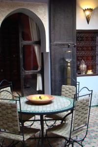 Riad Menthe Et Citron, Riads  Meknès - big - 49
