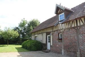 Gîtes Manoir du Buquet, Case vacanze  Honfleur - big - 7