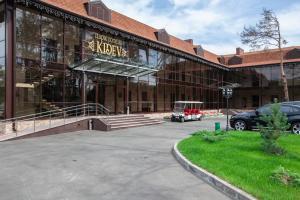Park-Hotel Kidev, Hotely  Chubynske - big - 42