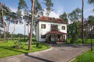 Park-Hotel Kidev, Hotely  Chubynske - big - 24