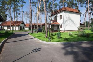 Park-Hotel Kidev, Hotely  Chubynske - big - 25