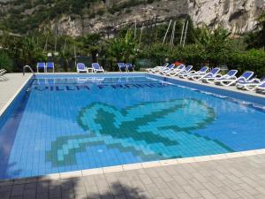 Villa Franca, Hotel  Nago-Torbole - big - 151