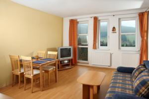 Apartmány Klínovec, Apartments  Loučná pod Klínovcem - big - 16