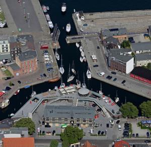 Hotel Kontorhaus, Hotel  Stralsund - big - 5