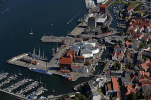 Hotel Kontorhaus, Hotel  Stralsund - big - 14