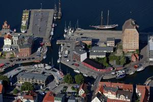 Hotel Kontorhaus, Hotel  Stralsund - big - 15