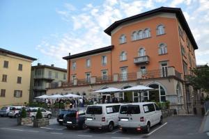 Albergo Roma, Hotel  Borgo Val di Taro - big - 12