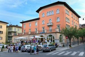 Albergo Roma, Hotel  Borgo Val di Taro - big - 11