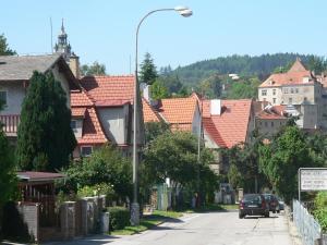Penzion Kuku, Vendégházak  Český Krumlov - big - 2