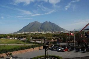 Holiday Inn Monterrey-Parque Fundidora, Hotels  Monterrey - big - 10