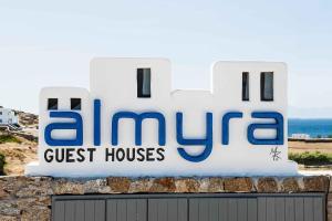Almyra Guest Houses, Aparthotels  Paraga - big - 106
