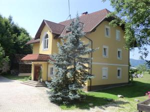 Appartement Landhaus Felsenkeller, Apartmány  Sankt Kanzian - big - 41